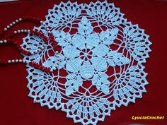 Perfect home decor, accessory or lovely handmade gift. Crochet Snowflakes, Crochet Doilies, Filet Crochet Charts, Cotton Napkins, To Loose, Handmade Items, Handmade Gifts, I Shop, Unique Gifts