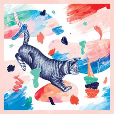 <p>Born and raised in Japan, Ayaka Ito works at RoAndCo Studio in New York. Her recently launched personal portfolio shines with print and interactive projects of a certain luster. While digitally ill