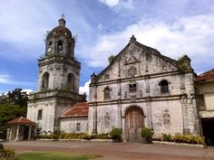 Top 5 Beautiful Churches Must Visit In Cebu This Holy Week 2017 Abandoned Churches, Old Churches, Philippines Cebu, Unique Buildings, Holy Week, Peaceful Places, Place Of Worship, Island Life, Pilgrimage