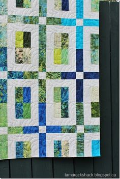 City Slicker Quilt Pattern