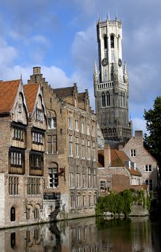 Bruges, Belgium. Belgium is the most underrated country in Europe for my money.  I've been there many times and, as small as the country is, it contains three cities that a jewels, Brugges, Ghent and Brussels.