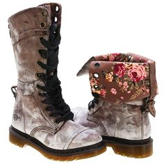 Doc Martens Boots. Wanted these originally, but ended up getting the purple pair
