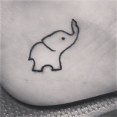 ... Tattoos on Pinterest | Elephant Tattoos Elephant Tattoo Design and