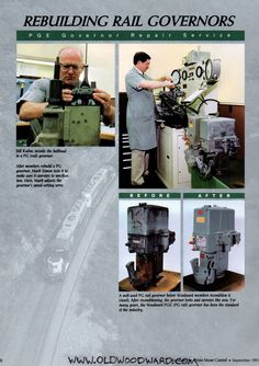 Woodward's Prime Mover Control issue from September 1991
