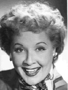 Vivian Vance. She kept right up with Lucy! ... the people in charge made her gain weight to appear older than Lucy, in real life? Nope she was younger