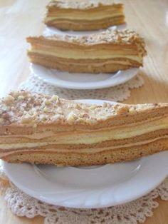 Od dawna próbuje odnaleźć sekretny skład tego ciasta. Przewertowałam wiele blogów i stron w poszukiwaniu tej jedynej oryginalnej rece...