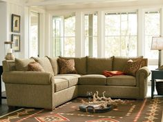 Thomasville Furniture Sectional Sofas Part 43