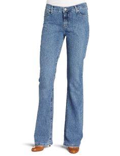 Wrangler Women's As Real as Wrangler Classic Fit Boot Cut Jean $32.00