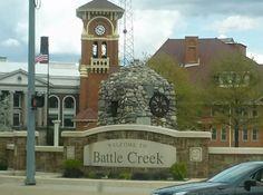 Battle Creek, MI in Michigan