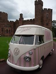 Pollys parlour, another beautiful vintage ice cream van