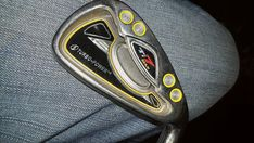 Taylormade Golf Club Ti7 Max Turbo Power 5 Iron Righ Handed Steel S #Taylormade