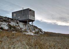 Cliff House, Nova Scotia, MacKay-Lyons Sweetapple Architects