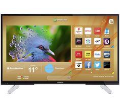 Get Hitachi 49 Inch Ultra HD Smart LED TV for only £369.99!!!