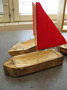 Wooden Animals, Wooden Toys, Diy Boat, Homemade Toys, Class Projects, Wood Crafts, Make It Yourself, Education, School