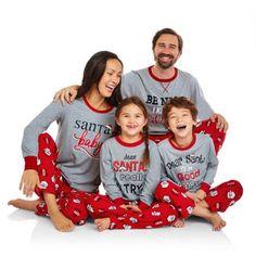 Family Match Christmas Adult Women Men Kids Sleepwear Nightwear Pajamas Set #ebay #Fashion