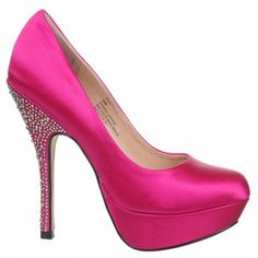 Pink Steve Madden Pumps - aka my masters graduation shoes.
