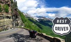 Take in the views on gorgeous Going-to-the-Sun Road in Glacier National Park - Posted on Roadtrippers.com!