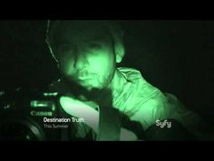 AWESOME! Destination Truth returns this summer!