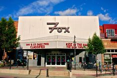 """Catch a concert at the Fox Theatre.  The Fox s made Rolling Stone's """"Best Clubs of 2013"""" list."""