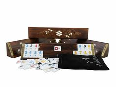 Exclusive Wooden Rummy Cube Tiles Game, Cube Games, New Homeowner Gift, Wooden Rack, Have Metal, Shades Of White, Retirement Planning, Made Of Wood, Wood Design