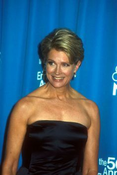 1998 - 50th Primetime Emmy Awards   Candice Bergen's Best Looks by Town and Country