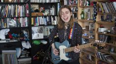 The young Tennessee singer-songwriter performs three of her spare, sad, simple songs at the NPR Music offices.