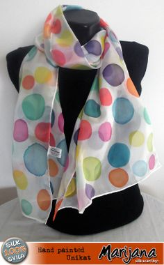 Great gift for any occasion - Silk Scarves. https://www.etsy.com/shop/MarijanaSilk