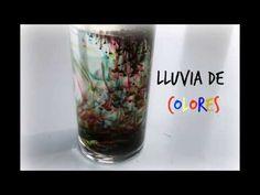 Arte y Ciencia: Lluvia de colores - experCiencia
