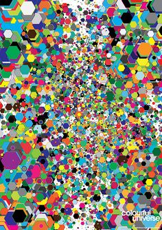 Colourful Universe #4 by simoncpage, via Flickr