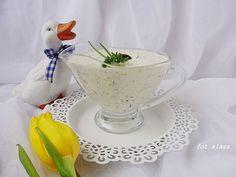 Ala piecze i gotuje: Sos tatarski z podgrzybkami