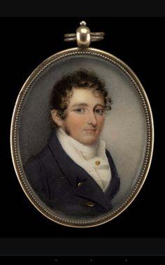 Portrait miniature.