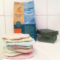 Nettoyer les cotons lavables zéro déchet : Percarbonate de soude détachant blanchissant Cleaning, Homemade, Diy, Miracle, Solution, Netflix, Blog, Nutrition, Hacks