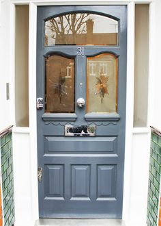 Our front doors are beautifully designed and quality handcrafted. If you are looking for a new timber front door we. Timber Front Door, Hardwood Front Doors, Green Front Doors, Wooden Front Doors, Front Door Entrance, Glass Front Door, Glass Doors, Victorian Front Doors, Victorian Homes