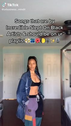 Black Song, Good Vibe Songs, Life Hacks For School, Music Aesthetic, Song Playlist, Black Artists, Music Film, Music Lovers, Things To Know