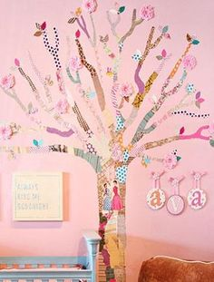 This week, we were feeling inspired by beautiful, unique wall decor ideas for baby's nursery. We combed Pinterest,our favorite blogs and The Bump real nursery galleriesto round up 21 of our all-time favorites. (The bottom line? There are some very, very creative mamas-to-be out there!) Tell us, how did you decorate the walls in baby's nursery?