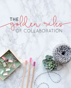 The Golden Rules of Collaboration | Think Creative Collective