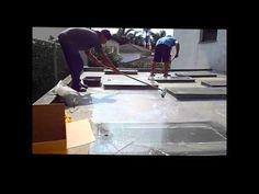 COMO CONSERTAR RACHADURA EM MURO كيفية إصلاح الكراك على الجدار HOW TO RE...