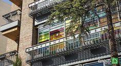 ساختمان مسکونی مهر، خانه ای ایرانی پر از رنگ و نور | چیدانه Iranian, Beautiful Homes, Multi Story Building, Contemporary, Architecture, Houses, House Of Beauty, Arquitetura, Homes