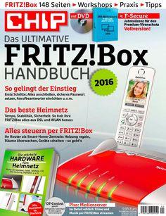 Fritz!Box Handbuch von CHIP Auflage 2016