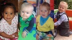 Bestes Baby: Kandidaten im August