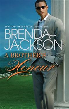 A Brother's Honour - Brenda Jackson