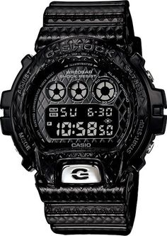 March 2013 // Mens G-Shock Geometric 3D Paint // DW-6900DS-1 // Free Shipping within Australia