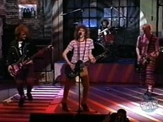 Run Time: Replacements on Saturday Night Live, 1/18/86.