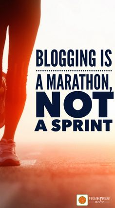 There are several parallels between running and blogging. I realized this while running a race last week. Check out these steps to ensure that your blog is in shape for the long-haul. Written by @kellypugliano