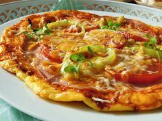 Hawaiian Pizza, Mozzarella, Vegetable Pizza, Vegetables, Food, Quiche, Diet, Red Peppers, Essen