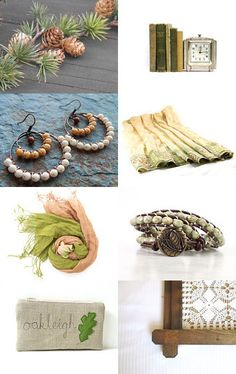 I Go To Nature... by Denise on Etsy--Pinned with TreasuryPin.com
