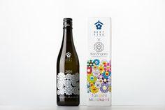 村上隆と秋田の醸造ユニットがコラボ酒を発売