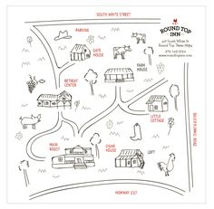 25 Best Round Top Antiques Shows Lodging images | Antique ... Map Of Antique Places On Round Top Texas Route on