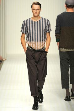 Robert Geller Spring 2014 Menswear Collection Slideshow on Style.com