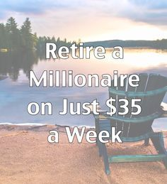 A great article about retirement savings and the power of compound interest.